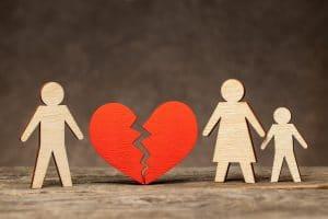separation d une famille