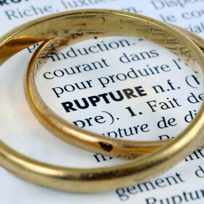le divorce d'un mariage à l'etranger devient nécessaire